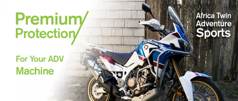 Africa Twin Adventure Sports Premium Protection