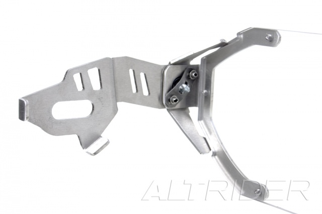 AltRider Clear Headlight Guard Kit for the BMW F 650 GS - Additional Photos