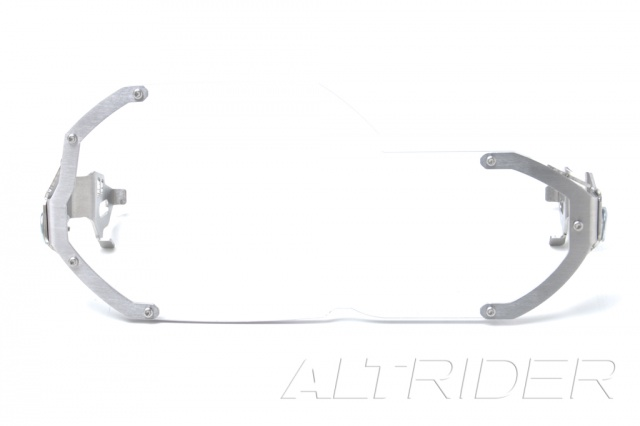 AltRider Clear Headlight Guard Kit for the BMW F 800 GS - Additional Photos
