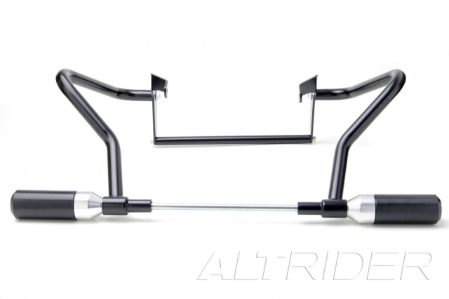 AltRider Crash Bars and Frame Slider Kit for Ducati Multistrada 1200 - Additional Photos