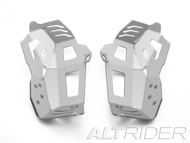 AltRider Cylinder Head Guards for the BMW R 1200 RT Water Cooled - Additional Photos