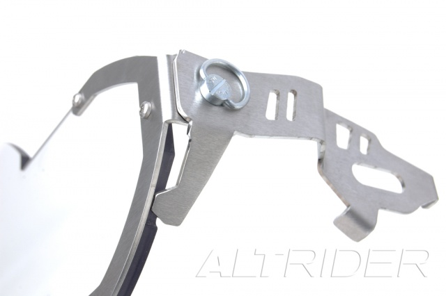 AltRider Lexan Headlight Guard Kit for the BMW F 650 GS / F 700 GS - Additional Photos