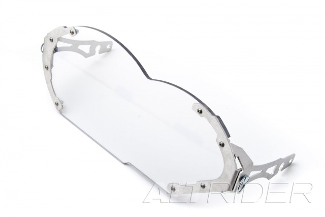 AltRider Lexan Headlight Guard Kit for the BMW R 1200 GS - Additional Photos