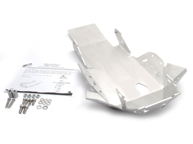 AltRider Skid Plate for the BMW R 1250 GS Adventure - Additional Photos
