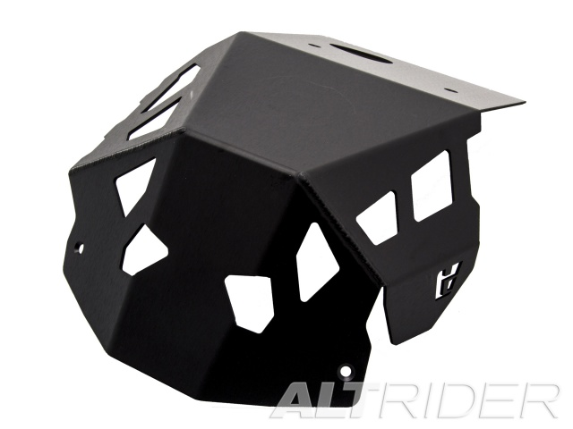 AltRider Skid Plate for the Kawasaki KLR 650 - Additional Photos