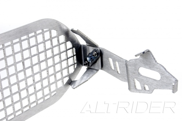 AltRider Stainless Steel Headlight Guard for the BMW F 700 GS - Additional Photos