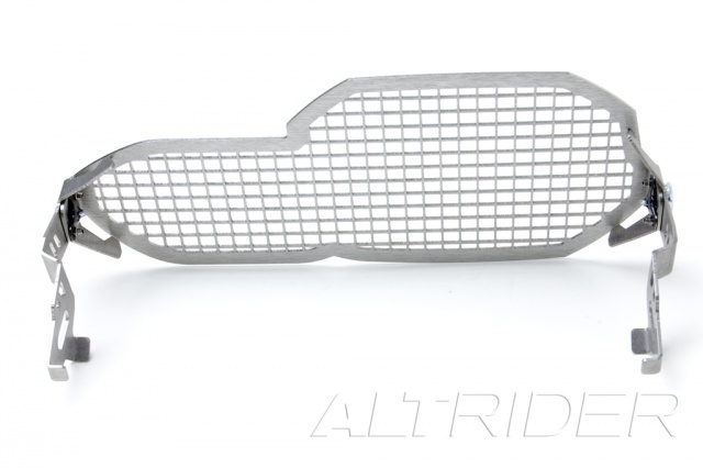 AltRider Stainless Steel Headlight Guard Kit for the BMW F 650GS - Additional Photos