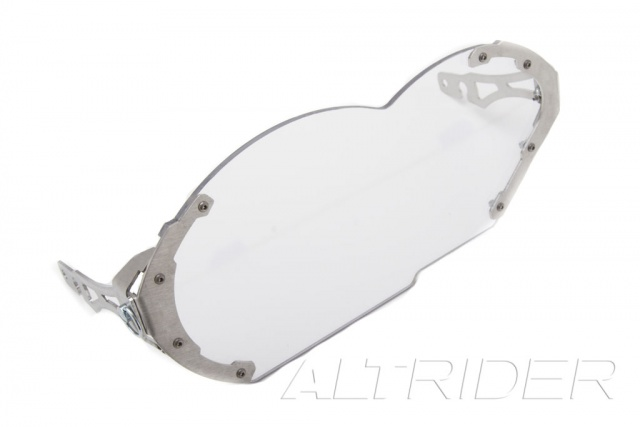 AltRider Clear Headlight Guard Kit for the BMW R 1200 GS (2003-2012) - Feature