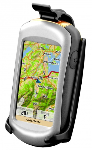 RAM Cradle Garmin Oregon Series GPS - Feature