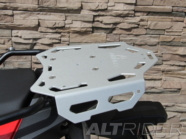 AltRider Luggage Rack for BMW F 800 GS - Installed