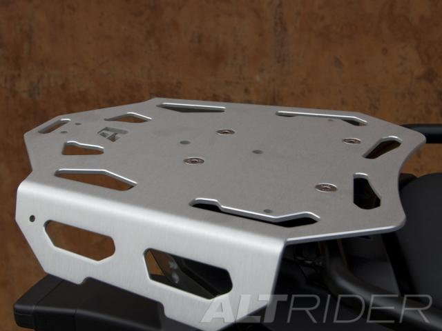 AltRider Luggage Rack Kit for BMW F 650 GS Twin - Installed