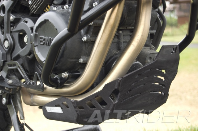 AltRider Paramotore per BMW F 650 GS / F 700 GS - Installed