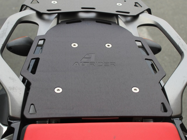 Altrider Pillion Rack for the Honda CRF1000L Africa Twin (2016-2017) - Installed