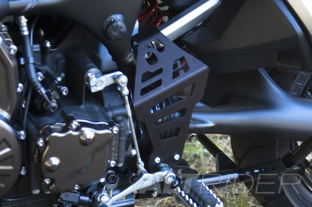 AltRider Universal Joint Guard for Yamaha Super Tenere XT1200Z - Installed