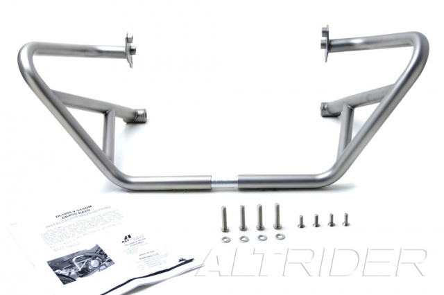AltRider Crash Bars for the Suzuki V-Strom DL 650 - Product Contents