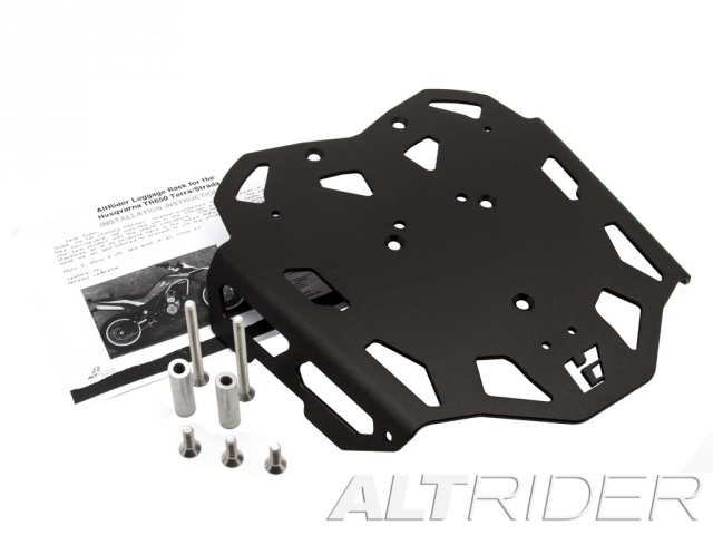 AltRider Luggage Rack for the Husqvarna TR650 Terra and Strada - Product Contents