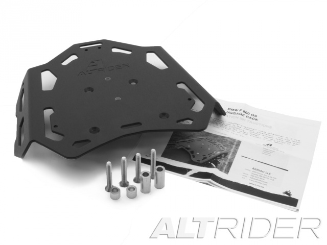 AltRider Luggage Rack Kit for BMW F 650 GS Twin - Product Contents