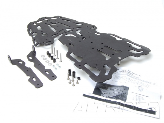 AltRider Luggage Rack System for BMW R 1200 GS - Product Contents