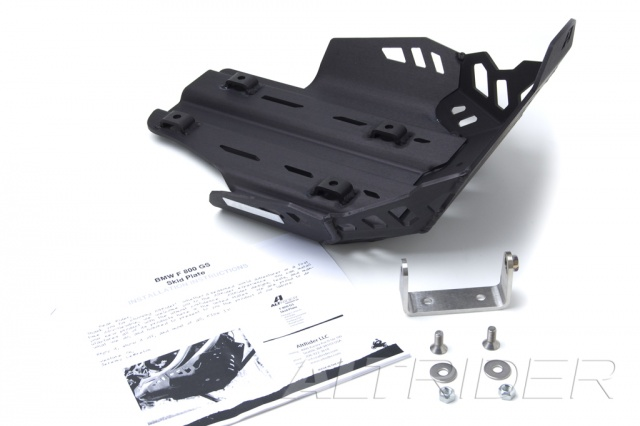 AltRider Skid Plate for BMW F 800 GS  - Product Contents
