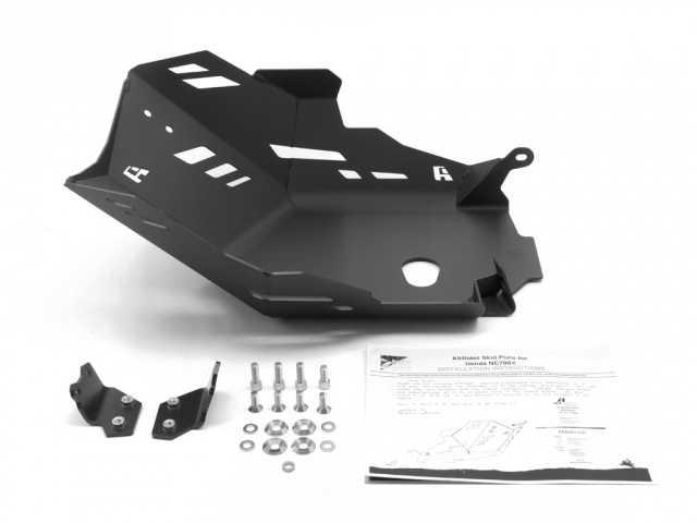 AltRider Skid Plate for Honda NC750X - Product Contents