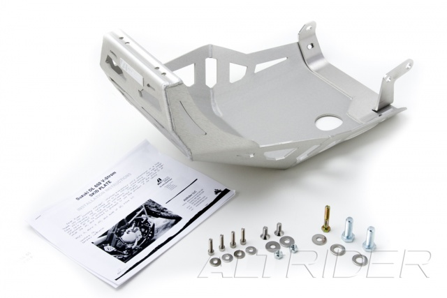 AltRider Skid Plate for Suzuki V-Strom DL 650 - Product Contents