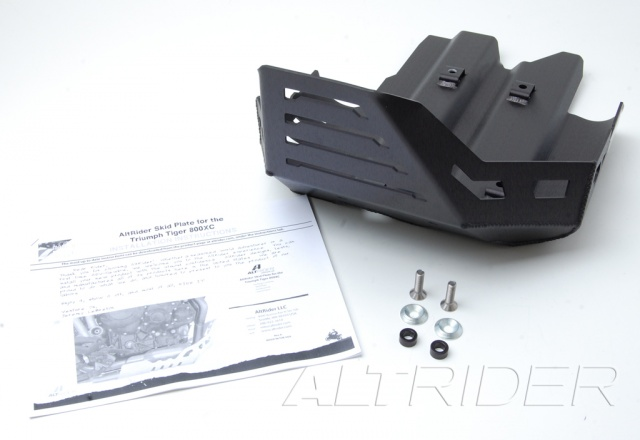 AltRider Skid Plate for the Triumph Tiger 800XC - Product Contents