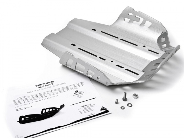 AltRider Skid Plate Kit for the BMW R nineT Models - Product Contents