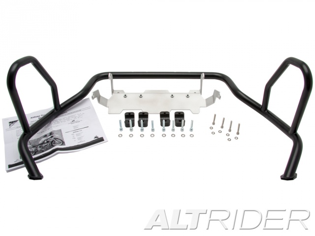 AltRider Upper Crash Bars for the BMW R 1200 GS Water Cooled - Product Contents