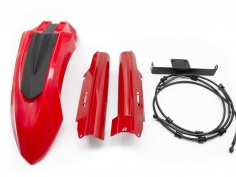AltRider High Fender Kit for the Honda CRF1000L Africa Twin - Feature