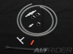 AltRider Quick-Disconnect Fuel Share System for the BMW R1200 GSW - Feature
