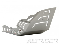 AltRider Skid Plate for the BMW G 650 GS - Feature
