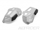 AltRider Cylinder Head Guards for the BMW R 1200 R Water Cooled - Feature
