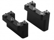 AltRider DualControl Brake System Replacement Risers for the Yamaha Super Tenere XT1200Z - Feature