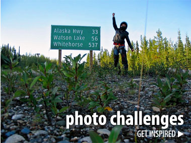 PHOTO CHALLENGES: Get Inspired