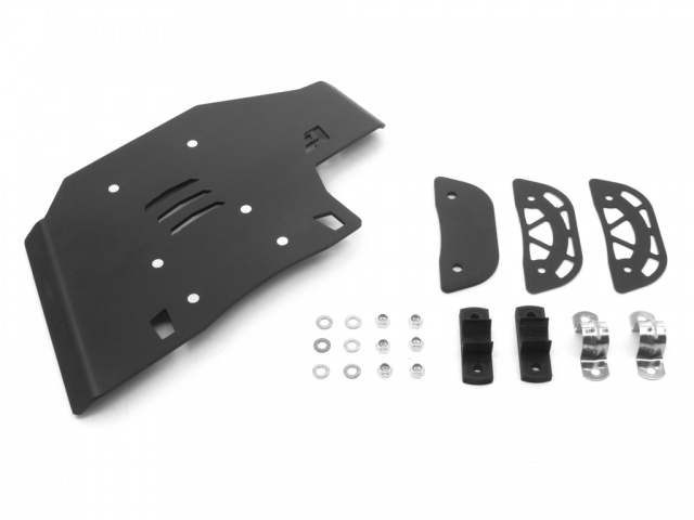 AltRider Center Stand Skid Plate for the Honda CRF1000L Africa Twin - Additional Photos