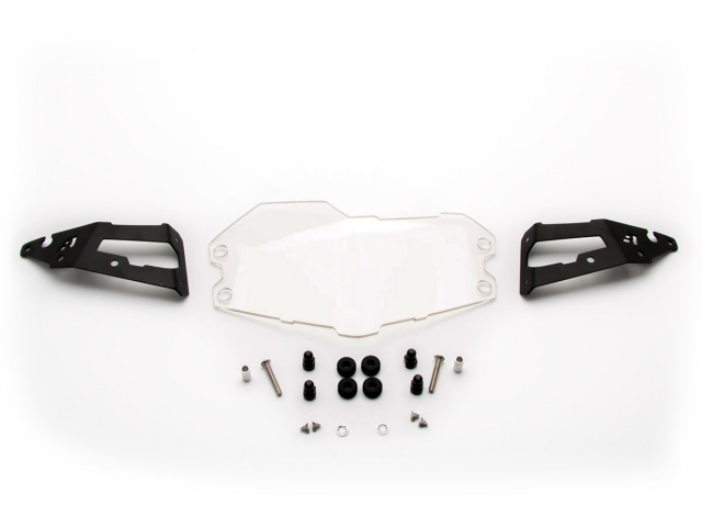 AltRider Clear Headlight Guard for the BMW F 850 / 750 GS - Additional Photos