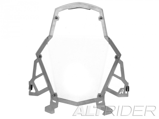 AltRider Clear Headlight Guard for the KTM 1050/1090/1190 Adventure / R - Additional Photos