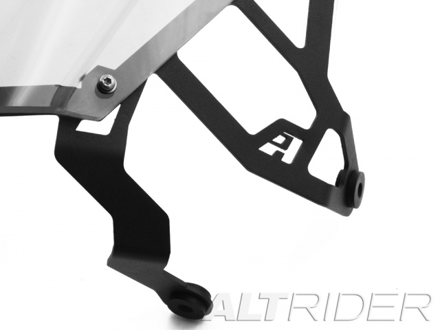 AltRider Clear Headlight Guard for the KTM 1290 Super Adventure - Additional Photos