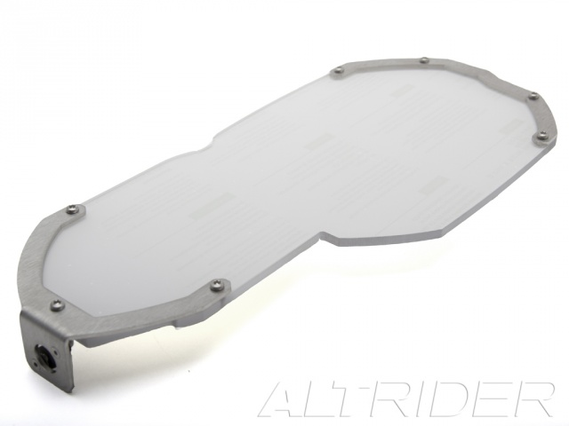AltRider Clear Headlight Guard Kit for the BMW F 800 GS /A - Additional Photos