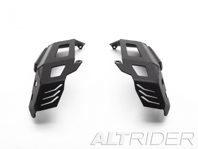 AltRider Cylinder Head Guards for the BMW R 1200 Water Cooled - Black - Additional Photos