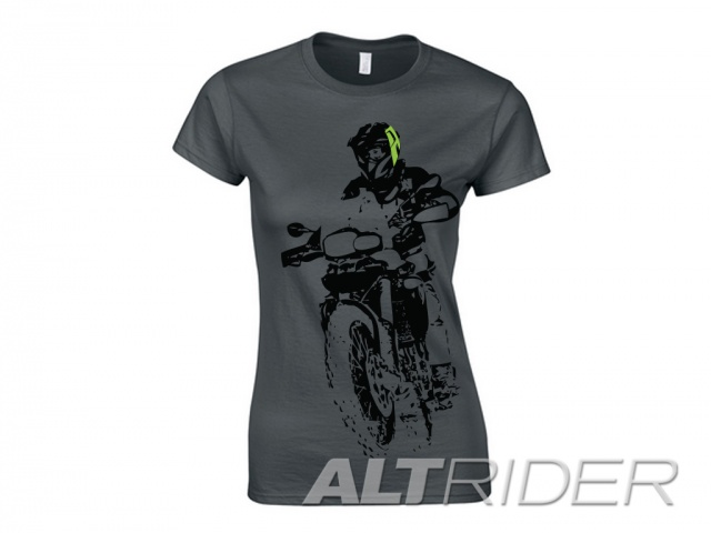 AltRider F 800 Throttle Up Women's T-Shirt - Medium - Additional Photos