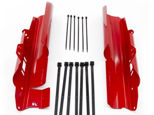 AltRider Fork Leg Guards for the Honda CRF1000L Africa Twin - Additional Photos