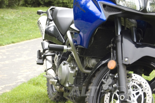 AltRider Frame Sliders for Suzuki V-Strom DL 1000 - Additional Photos
