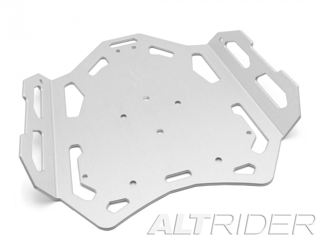 AltRider Luggage Rack for BMW F 800 GS /A - Silver - Additional Photos