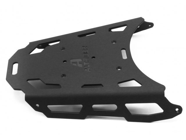 AltRider Luggage Rack for Triumph Bonneville / T100 - Black - Additional Photos
