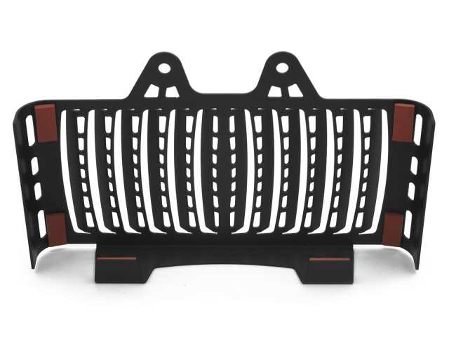 AltRider Oil Cooler Guard for the BMW R nineT Models - Black - Additional Photos