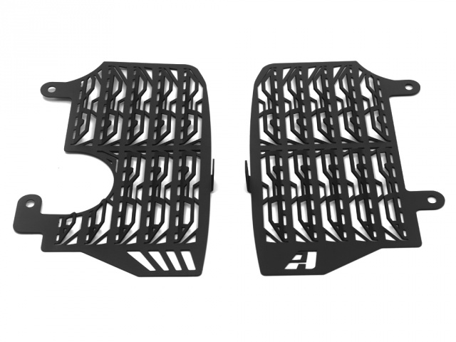AltRider Radiator Guards for the Honda CRF1000L Africa Twin/ ADV Sports - Additional Photos