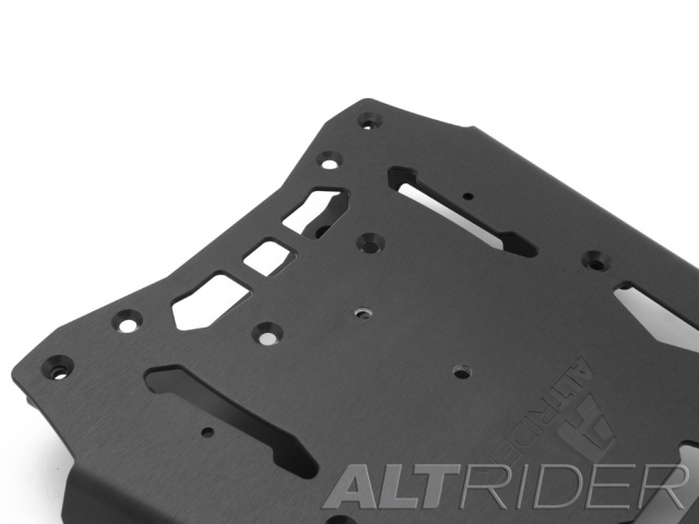 AltRider Rear Luggage Rack for Yamaha XT1200 - Black - Additional Photos