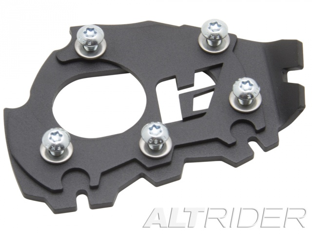 AltRider Side Stand Enlarger Foot for the BMW R 1200 & 1250 GS Adventure Water Cooled - Additional Photos