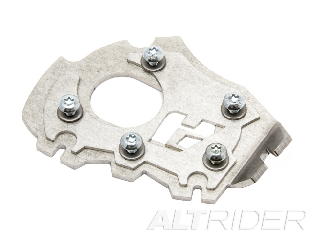 AltRider Side Stand Enlarger Foot for the BMW R 1200 GS & R 1250 GS Water Cooled - Additional Photos
